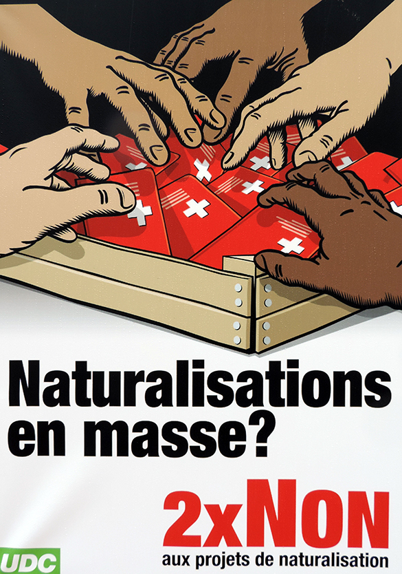 Swiss Political Posters 2