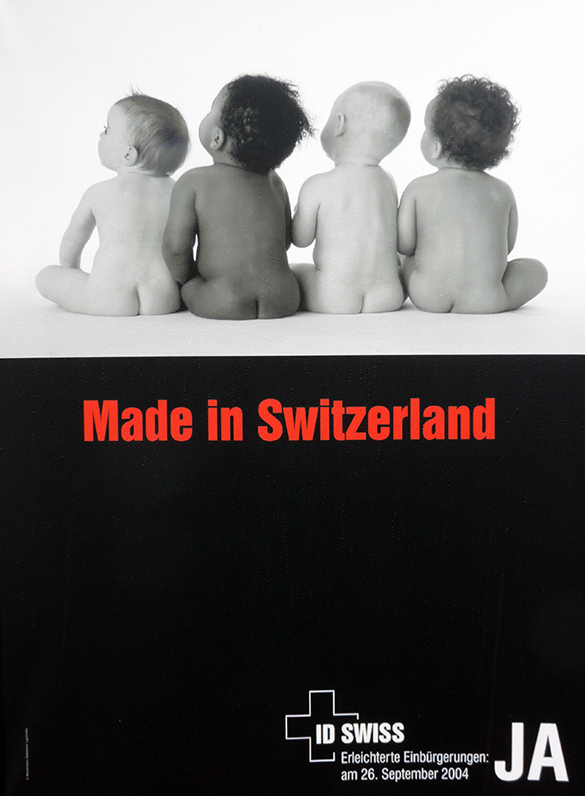 Swiss Political Posters 5