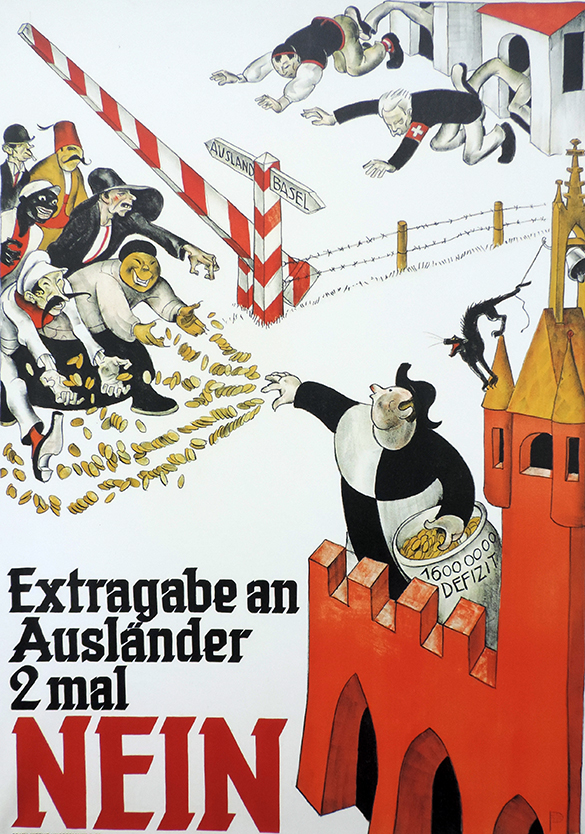 Swiss Political Posters 6