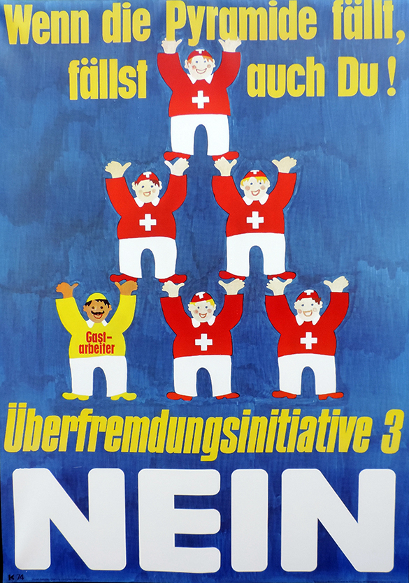 Swiss Political Posters 7