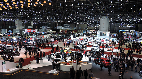 Geneva International Motor Show 2