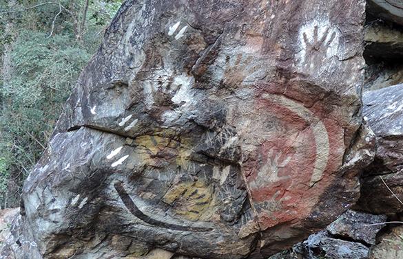 Aboriginal rock 2