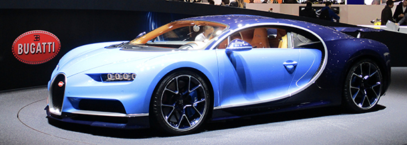 Geneva International Motor Show 12