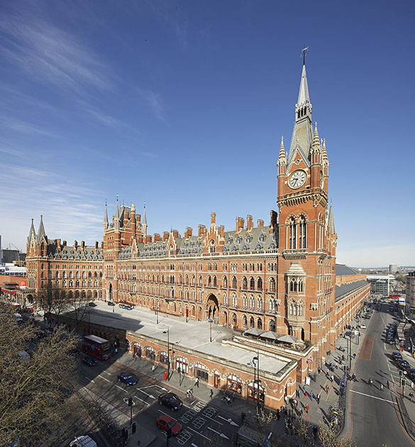 Hotel Saint Pancras London