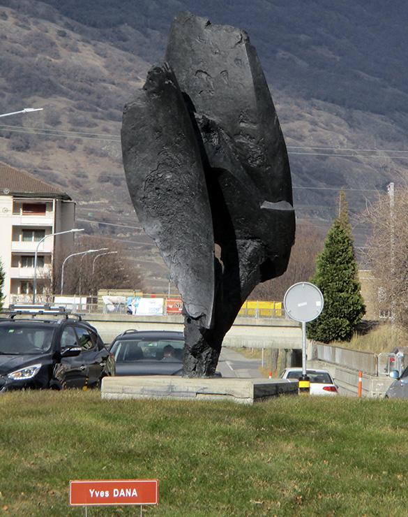 Roundabouts in Martigny 5