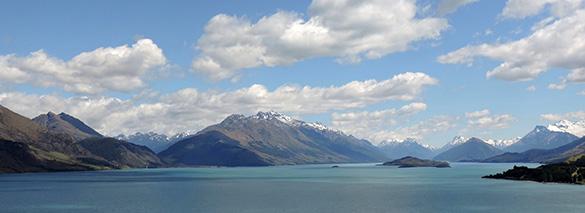 The Lady of Lake Wakatipu 1
