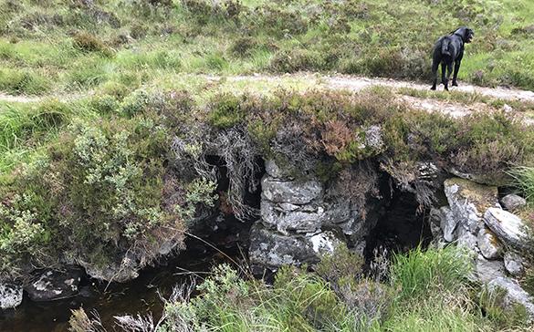 Dry Stone Bridges in Sutherland 2