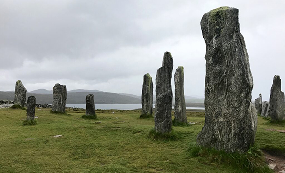 The Standing Stones of Callanish 1