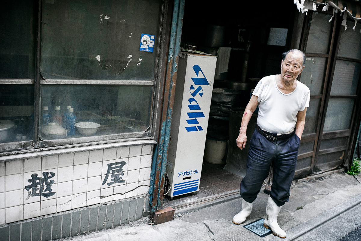Tokyo through the lens of Lee Chapman 10