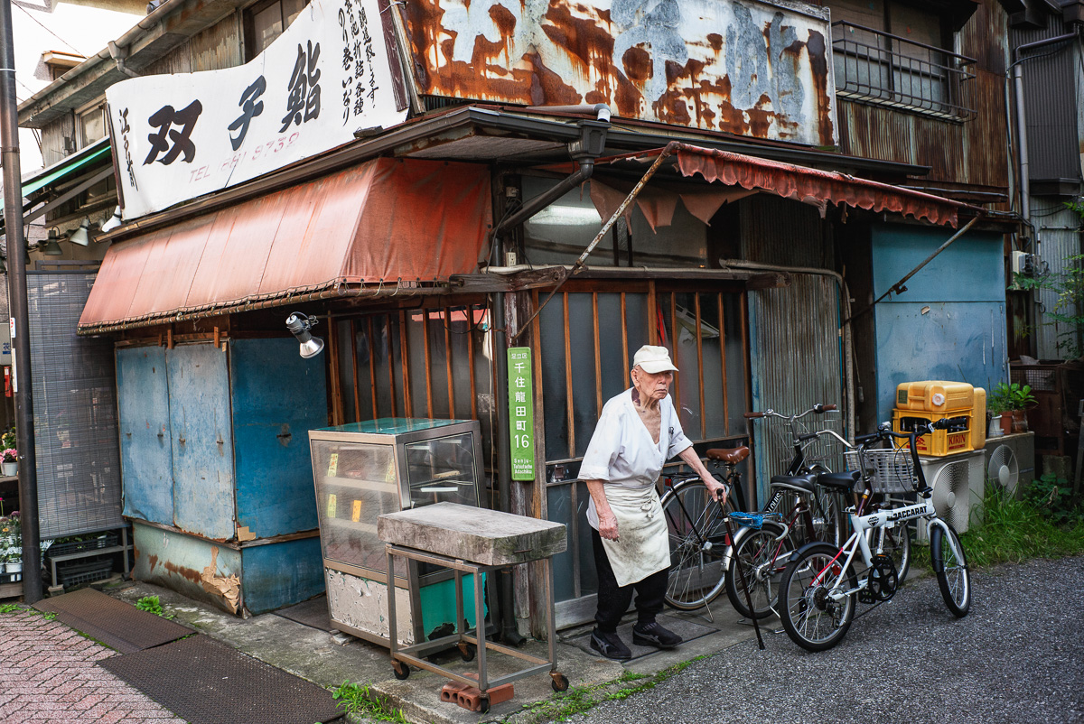 Tokyo through the lens of Lee Chapman 8