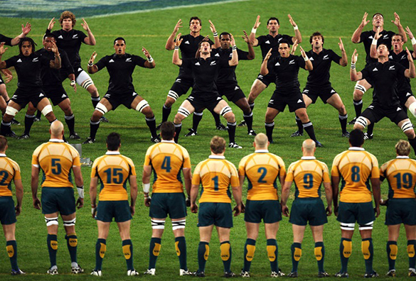 World Cup Haka 3