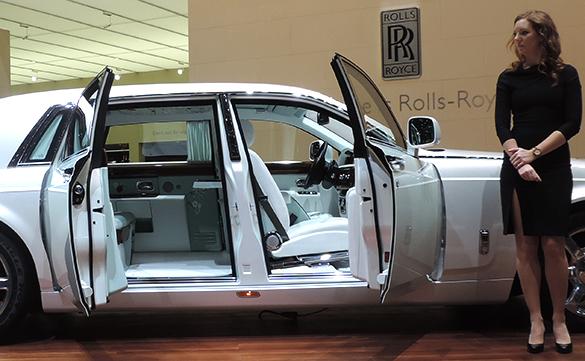Geneva International Motor Show 5