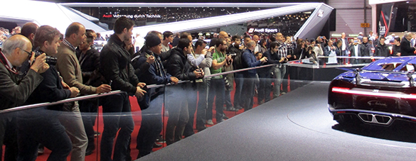 Geneva International Motor Show 13