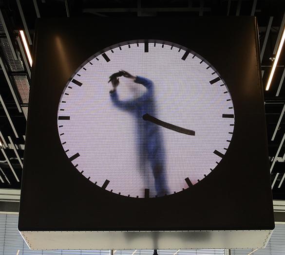 Schiphol Clock 2