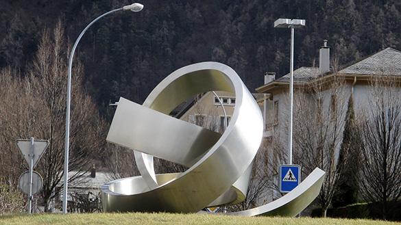 Roundabouts in Martigny 3