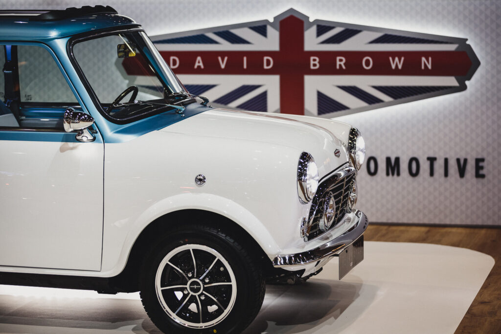 The Remastered Mini by David Brown 2