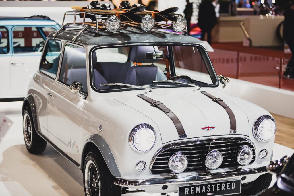 The Remastered Mini by David Brown 4