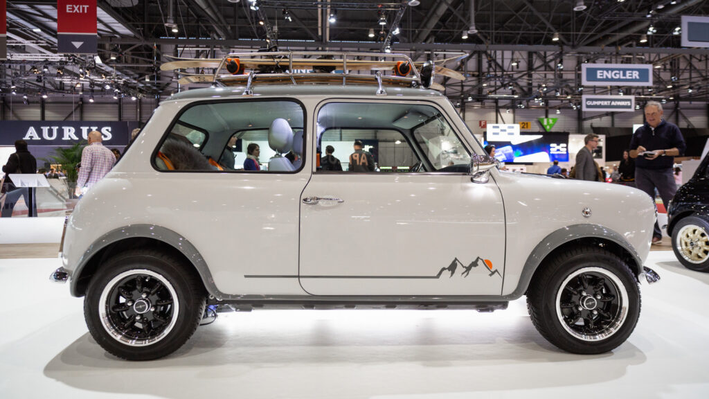 The Remastered Mini by David Brown 5