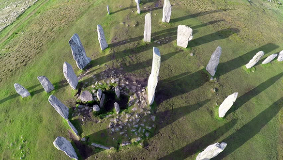 The Standing Stones of Callanish 2