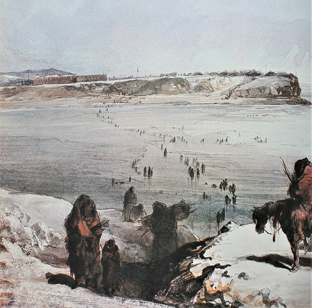 George Catlin and Karl Bodmer 2